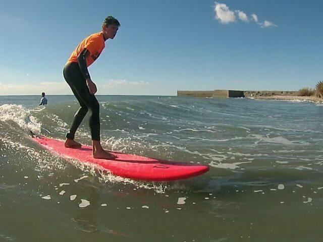 Surfskole i Salobreña